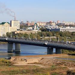 Omsk 551 hotels