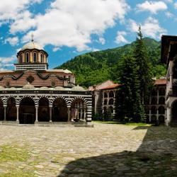 Rilský klášter 8 hotelů