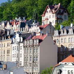 Karlovy Vary 519 hotell