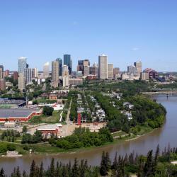 Edmonton 218 hotelů