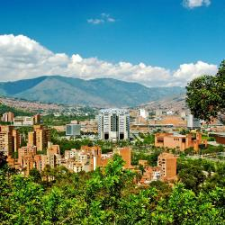 Medellín 1256 hoteller