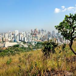 Belo Horizonte 341 hotéis