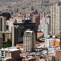 La Paz 322 hotels