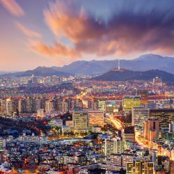 ソウルのホテル, 韓国