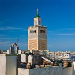 Tunisz 250 szálloda
