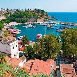Antalya 550 hotelov