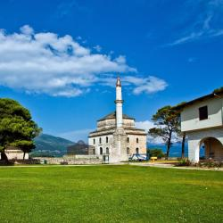 Ioannina 12 hotels with pools