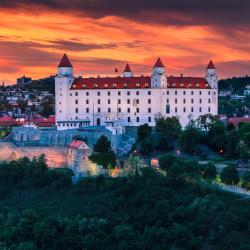 Μπρατισλάβα 808 ξενοδοχεία