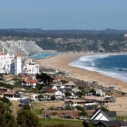 Algarrobo 346 hotelů na pláži a u moře