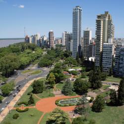 Rosario 23 hostelů