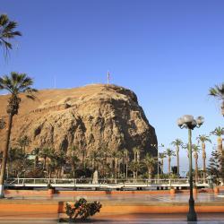 Arica 22 hotel dengan akses bagi OKU