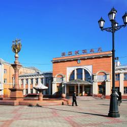 Birobidzhan 13 hotels