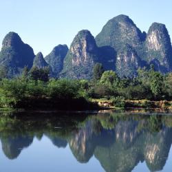 Yangshuo 377 hotels