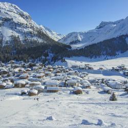 Lech 178 hotels