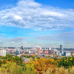 Leeds 19 alojamentos de acomodação e pequeno-almoço