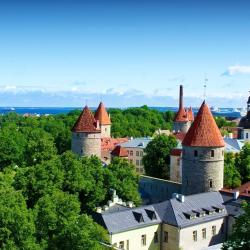Tallinn 1386 hotelů