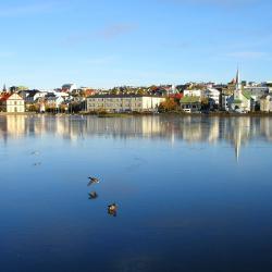 Reikjavikas 587 viešbučių