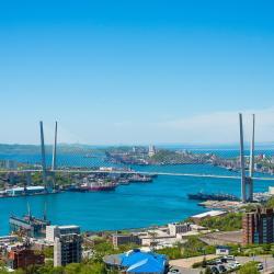 Vladivostok 1222 hotels
