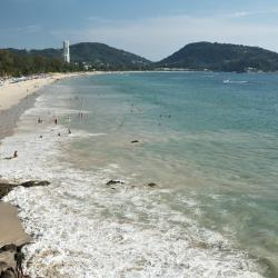 Patong Beach 37 luxury hotels