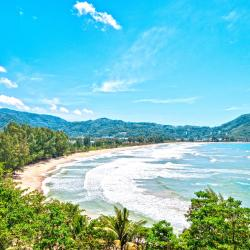 Kamala Beach 50 spa hotels