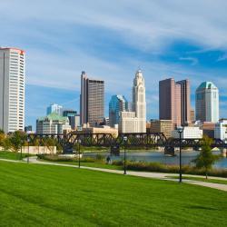 Columbus 205 hotels