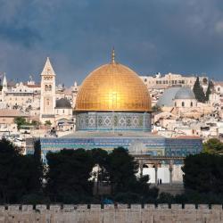 Jerusalem 832 hoteller