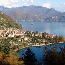 Cannero Riviera 7 hoteluri la plajă și la mare