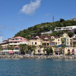 Marigot 3 hotely