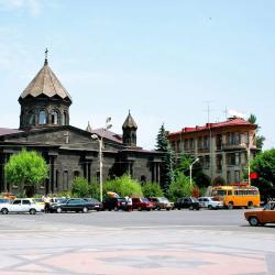 Gyumri 100 hotels