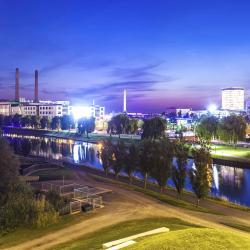 Wolfsburg 48 Hotels
