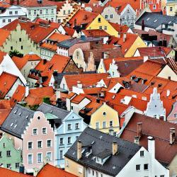 Landshut 34 hoteller