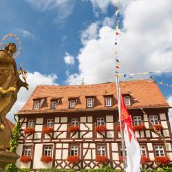 Die 10 Besten Hotels In Bad Staffelstein Ab 40