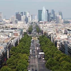 Neuilly-sur-Seine 39 hôtels
