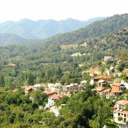 Troodos 2 hotely