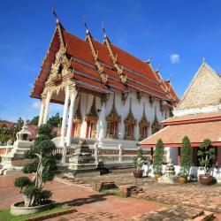 Nonthaburi 7 hostelov