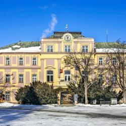 Demänová - Liptovský Mikuláš 7 hotel
