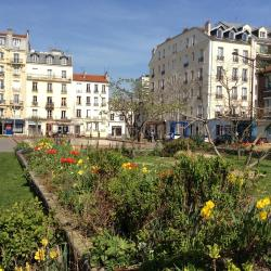 Bois-Colombes 10 hotels