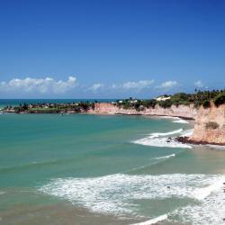 Barra de Tabatinga 4 beach hotels