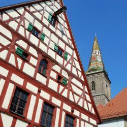 Wolframs-Eschenbach 5 間飯店