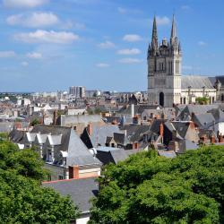 Angers 106 hotellia