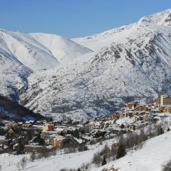 Les Deux Alpes 280 hotels
