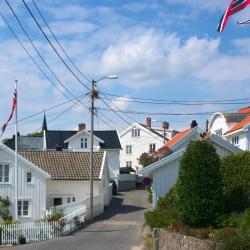 Grimstad 14 hotellia