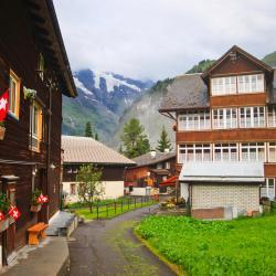 Gimmelwald 4 szálloda