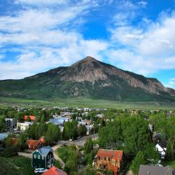 Mount Crested Butte 14 hotels