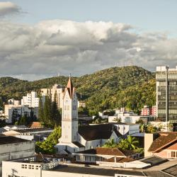 Joinville 98 hotels