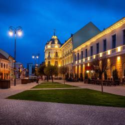 Sfântu-Gheorghe 27 hoteluri