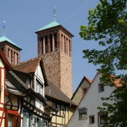 Bensheim 28 hotels
