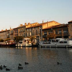 Castelnaudary 17 hôtels