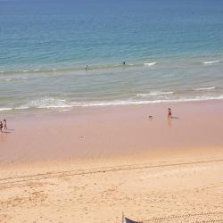 Praia da Vieira 3 hoteli przy plaży