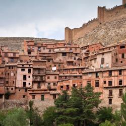 Albarracín 46 hoteles